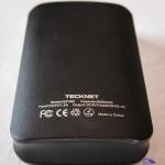 Spécification technique de la batterie de secours TeckNet IEP390 9000mAh utilisé comme onduleur sur Raspberry Pi