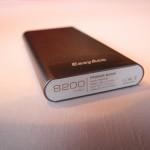 Spécification technique batterie externe Li-Polymer 8200mAh
