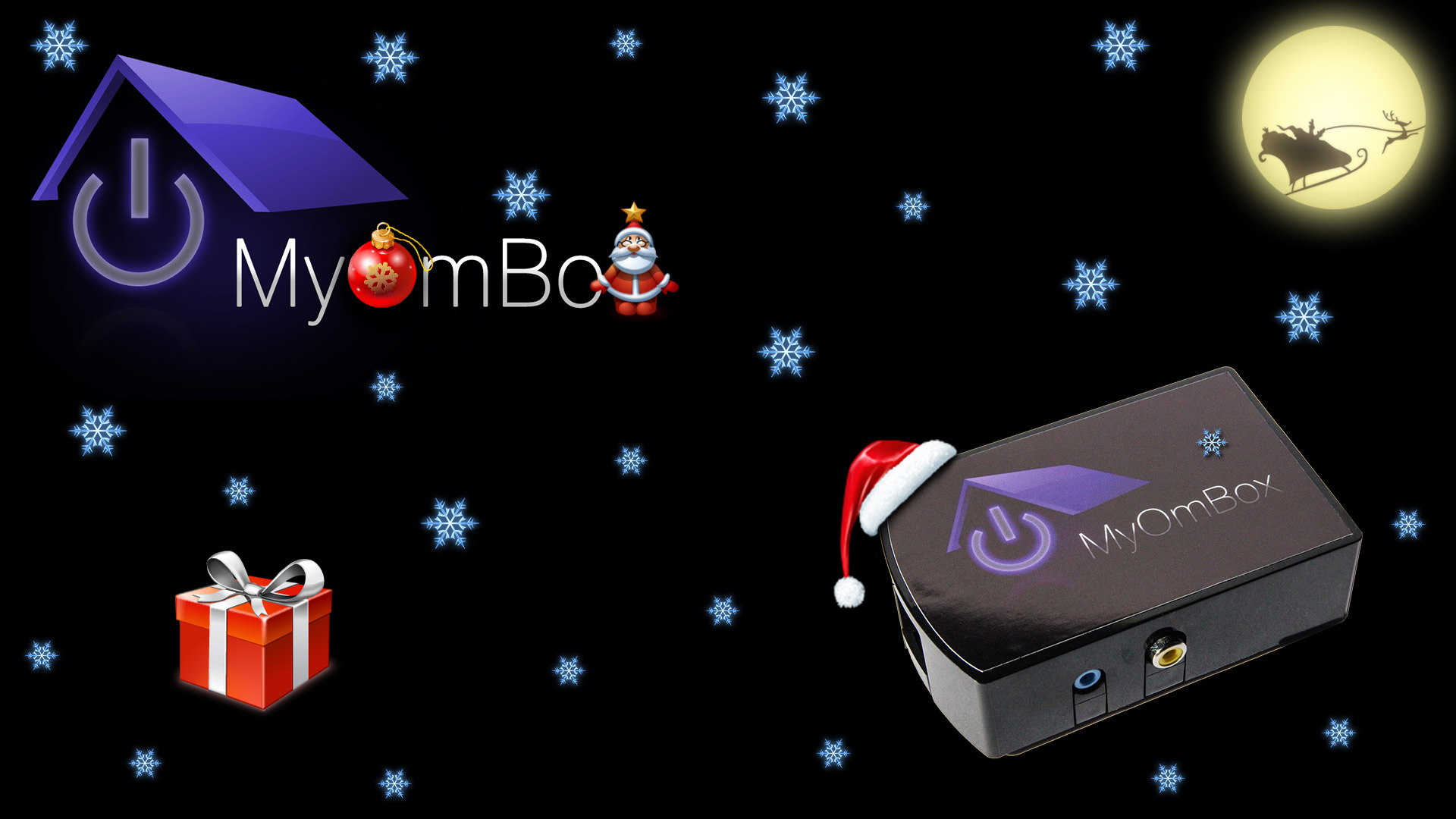 Special discount on MyOmBox for Christmas 2014