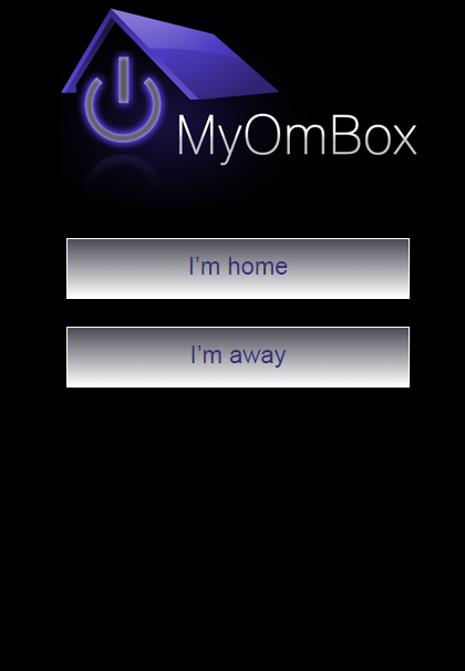 connexion page myombox with external and local link