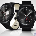 montre connecté LG G Watch R2