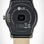 face arrière de la smartwatch LG urbane