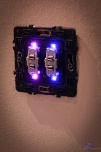 interrupteur myhome BUS/SCS connecté 067556