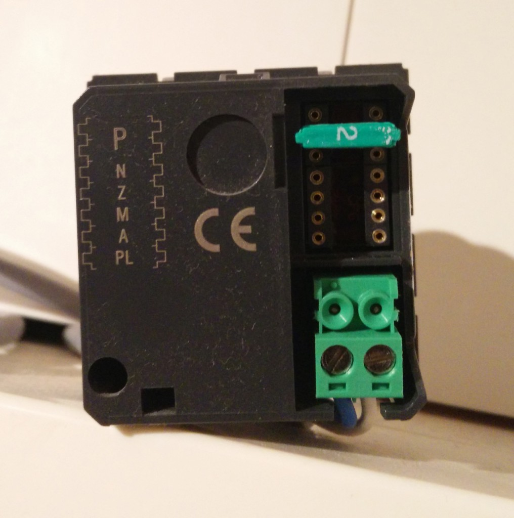 configuration par cavalier des caméras de surveillance bus