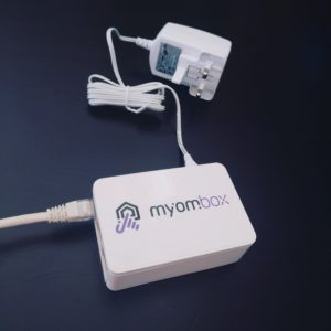 electrical connection of myombox